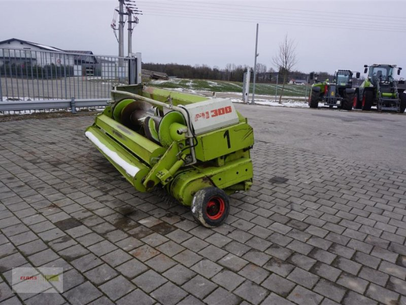 Pick-up des Typs CLAAS PU 220, Gebrauchtmaschine in Töging am Inn (Bild 1)