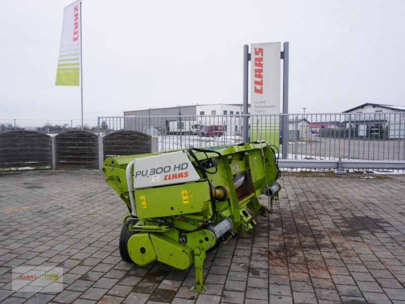 Pick-up des Typs CLAAS PU 300 HD L Pro, Gebrauchtmaschine in Töging am Inn (Bild 1)
