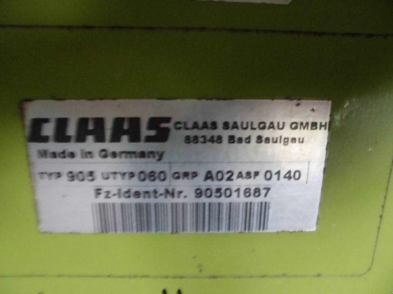Pick-up typu CLAAS PU 300 HD, Gebrauchtmaschine v Schwend (Obrázok 8)