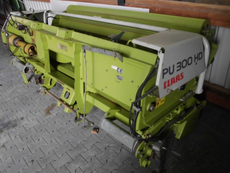 Pick-up typu CLAAS PU 300 HD, Gebrauchtmaschine v Schwend (Obrázok 1)