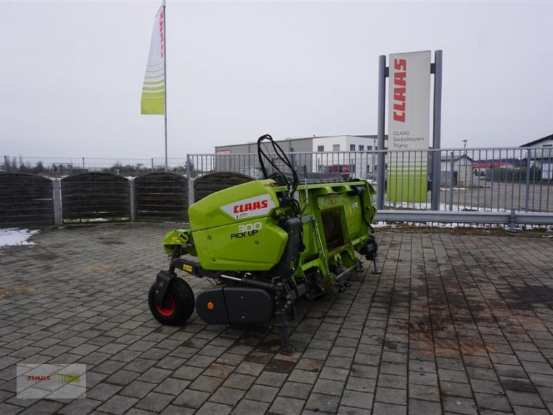Pick-up des Typs CLAAS PU 300 Profi, Gebrauchtmaschine in Töging am Inn (Bild 1)