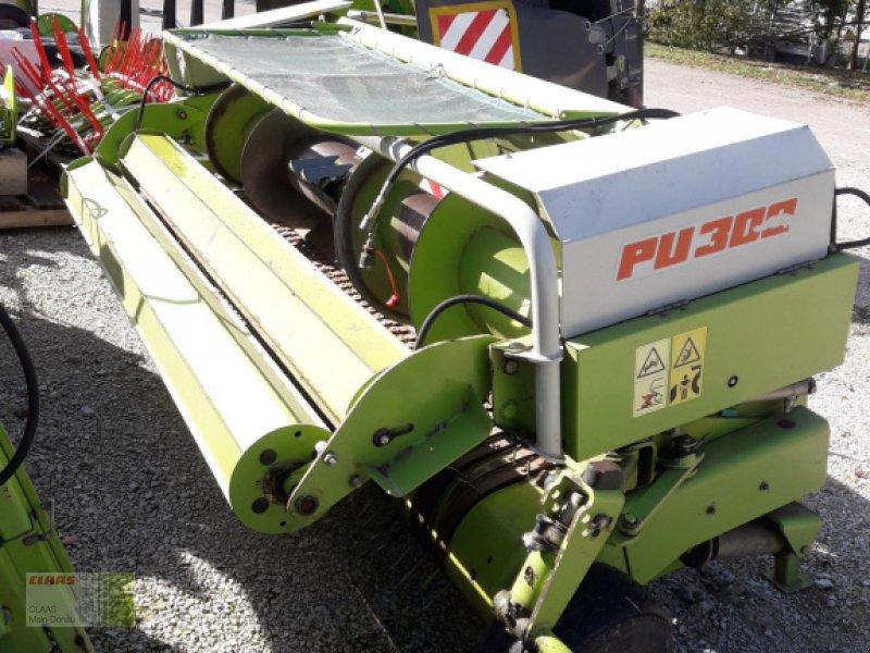 Pick-up des Typs CLAAS PU 300, Gebrauchtmaschine in Vohburg (Bild 1)