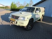 Pick-up tip Mitsubishi L 200 2,5 TD/IC 4 WD, Gebrauchtmaschine in Østbirk