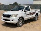 Pick-up des Typs Toyota HiLix in NB Beda