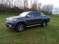 Toyota Hilux 2,4D-4D Pick-up