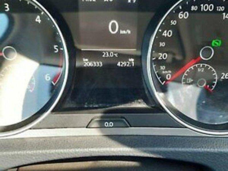 Pick-up des Typs Volkswagen Golf Variant Comfortline BM 1.6 TDI, Gebrauchtmaschine in Husum (Bild 8)