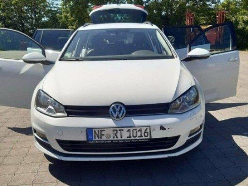 Pick-up des Typs Volkswagen Golf Variant Comfortline BM 1.6 TDI, Gebrauchtmaschine in Husum (Bild 5)