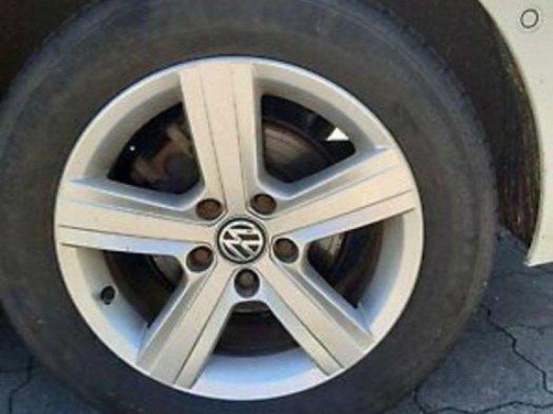 Pick-up des Typs Volkswagen Golf Variant Comfortline BM 1.6 TDI, Gebrauchtmaschine in Husum (Bild 2)