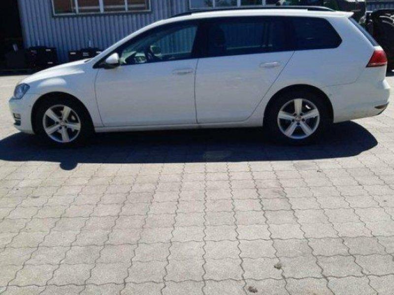 Pick-up des Typs Volkswagen Golf Variant Comfortline BM 1.6 TDI, Gebrauchtmaschine in Husum (Bild 3)