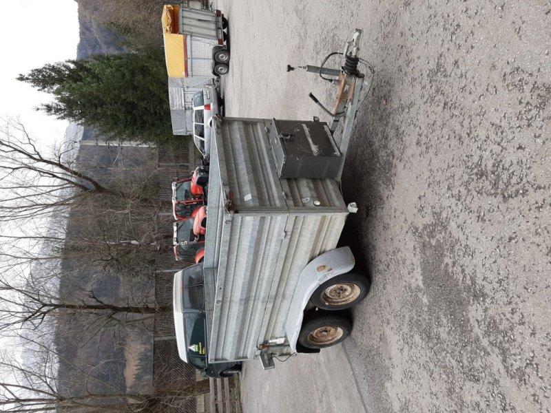 PKW-Anhänger типа Anhänger Tandem 2,50 m x 1,25 m, Gebrauchtmaschine в Kuchl (Фотография 1)