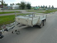 Anssems bakwagen PKW-Anhänger