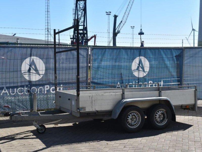 PKW-Anhänger типа Anssems D20, Gebrauchtmaschine в Antwerpen (Фотография 1)
