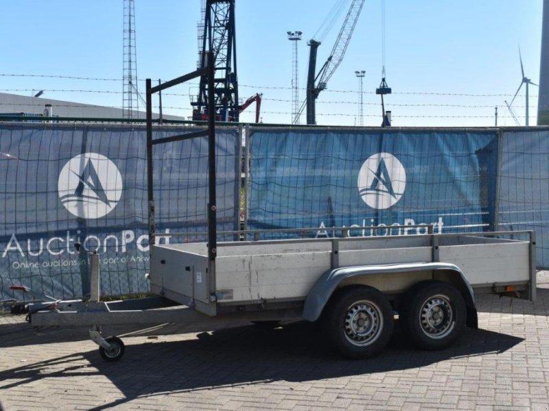 PKW-Anhänger a típus Anssems D20, Gebrauchtmaschine ekkor: Antwerpen (Kép 1)