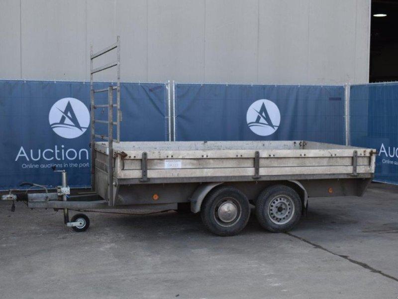 PKW-Anhänger типа Anssems Plateau Aanhangwagen, Gebrauchtmaschine в Antwerpen (Фотография 1)