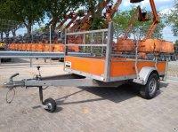 Atec Aanhangwagen enkel asser PKW-Anhänger