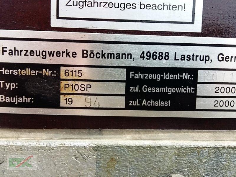 PKW-Anhänger des Typs Boeckmann Cavallo Spezial, Gebrauchtmaschine in Kathendorf (Bild 13)