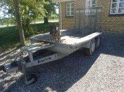 Brenderup MT 3080  Maskintrailer 2700 kg Przyczepa samochodu osobowego