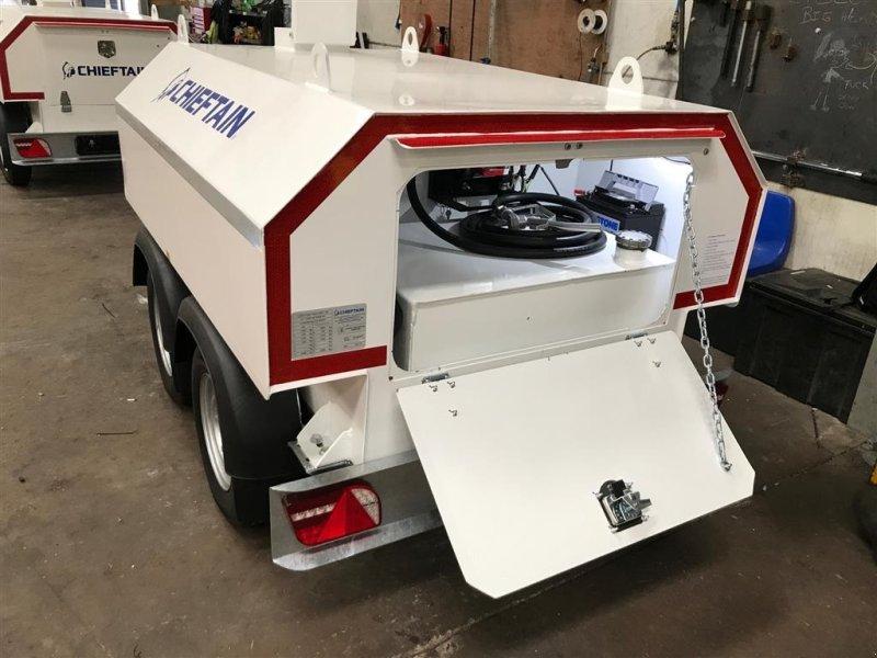 PKW-Anhänger типа Chieftain Boggie 960l. Komplet med alt udstyr og godkendelser, Gebrauchtmaschine в Mariager (Фотография 1)
