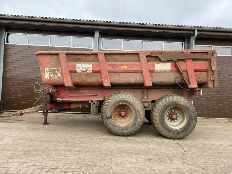 PKW-Anhänger типа Delaplace B160BV, Gebrauchtmaschine в Roosendaal (Фотография 1)