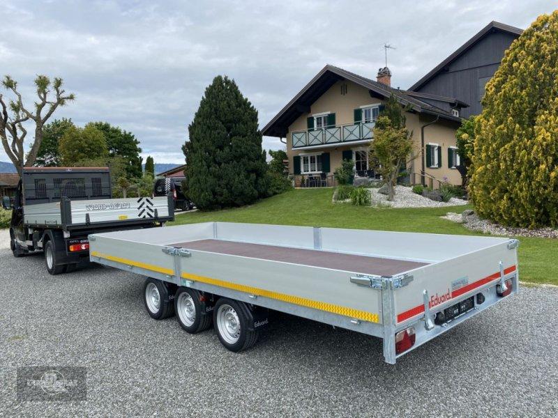 PKW-Anhänger типа Eduard Tridem 3,5 Tonner mit Rampe, Neumaschine в Rankweil (Фотография 1)
