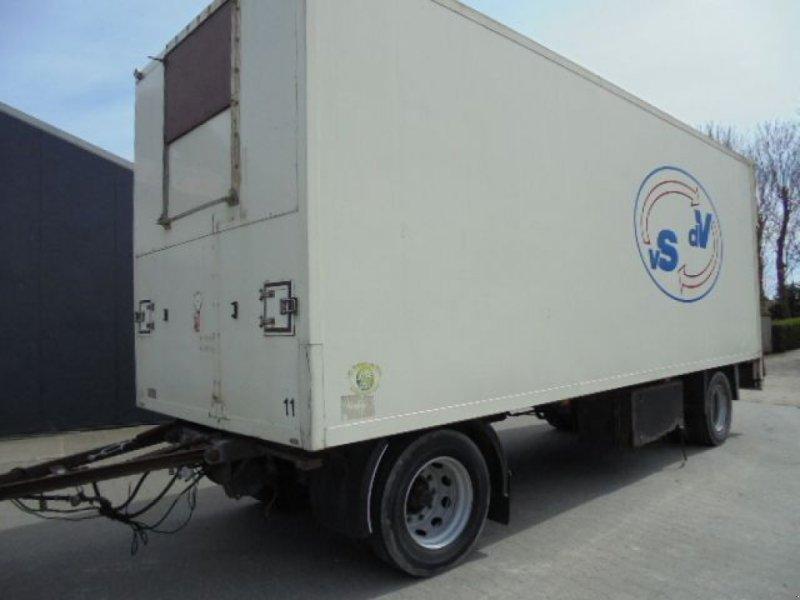 PKW-Anhänger des Typs Floor 2-as isobox aanhanger, Gebrauchtmaschine in Kolhorn (Bild 1)