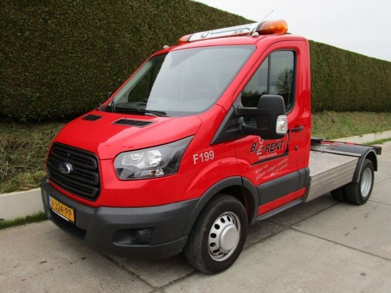 PKW-Anhänger типа Ford Trekker 35-17, Gebrauchtmaschine в Groenekan (Фотография 1)