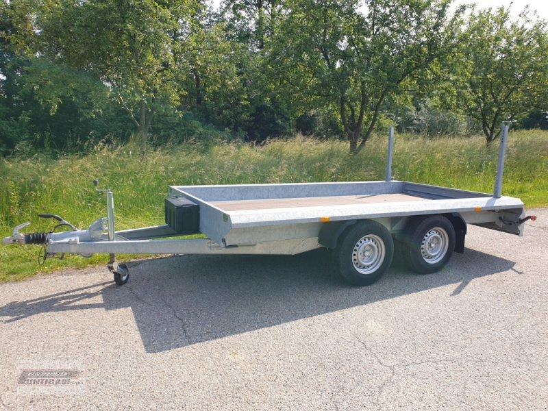 PKW-Anhänger des Typs Geschützte Werkstätte WE 360/175/18 GT, Neumaschine in Deutsch - Goritz (Bild 1)