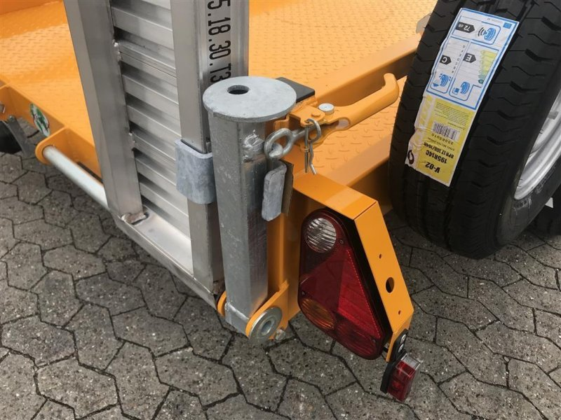 PKW-Anhänger типа GOURDON CP 35 TF - ROBUSTE EXCLUSIVE TRAILERE, Gebrauchtmaschine в Ringe (Фотография 3)