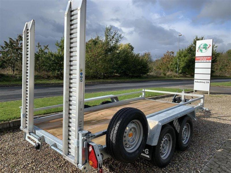 PKW-Anhänger типа GOURDON GPA  350 galvaniseret maskintrailer - ROBUSTE EXCLUSIVE TRAILERE, Gebrauchtmaschine в Ringe (Фотография 1)