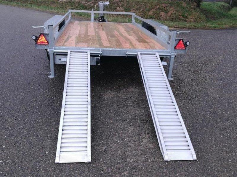 PKW-Anhänger типа GOURDON GPA  Maskintrailere galvaniseret - ROBUSTE EXCLUSIVE TRAILERE, Gebrauchtmaschine в Ringe (Фотография 4)