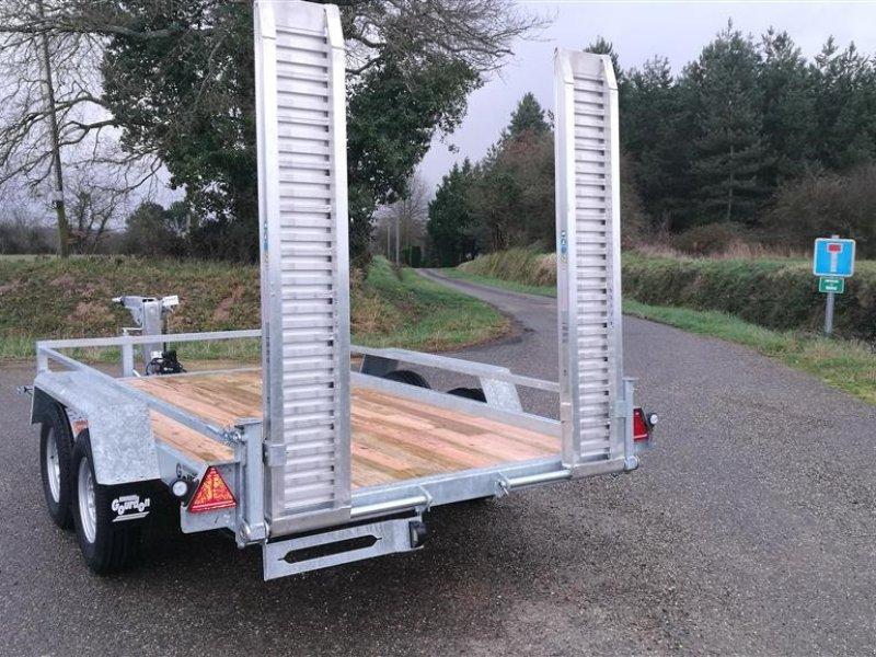 PKW-Anhänger типа GOURDON GPA  Maskintrailere galvaniseret - ROBUSTE EXCLUSIVE TRAILERE, Gebrauchtmaschine в Ringe (Фотография 2)