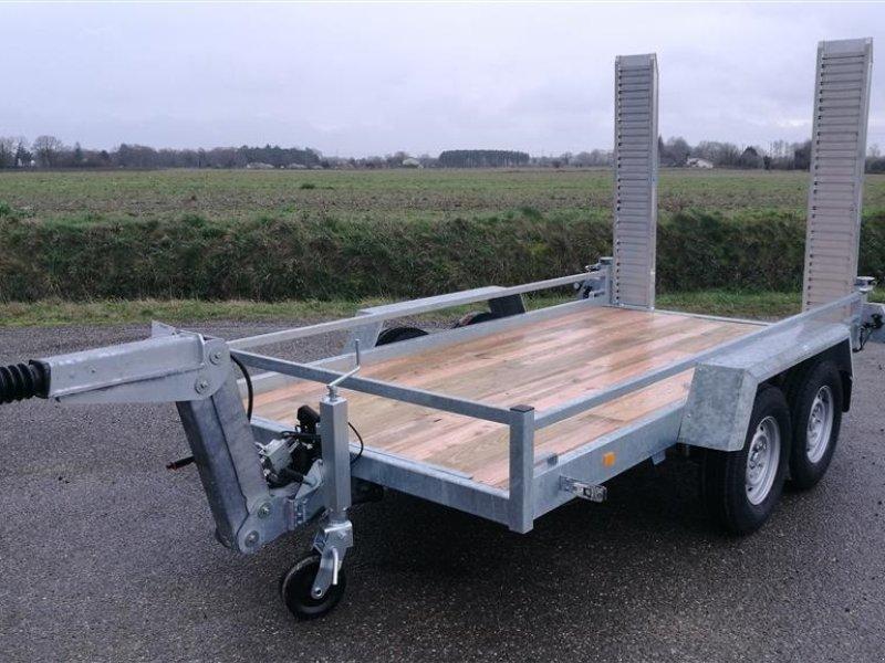 PKW-Anhänger типа GOURDON GPA  Maskintrailere galvaniseret - ROBUSTE EXCLUSIVE TRAILERE, Gebrauchtmaschine в Ringe (Фотография 1)