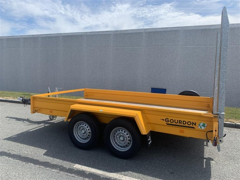 PKW-Anhänger типа GOURDON VP 35 - 3500 kg maskintrailer, Gebrauchtmaschine в Ringe (Фотография 2)