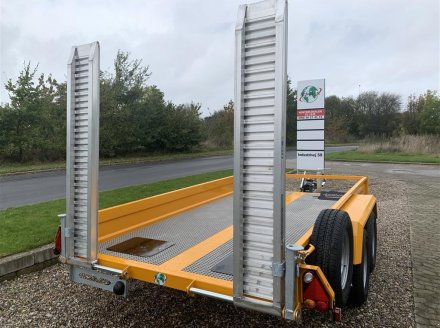 PKW-Anhänger типа GOURDON VP 35 maskintrailer - ROBUSTE EXCLUSIVE TRAILERE, Gebrauchtmaschine в Ringe (Фотография 4)