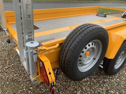 PKW-Anhänger типа GOURDON VP 35 maskintrailer - ROBUSTE EXCLUSIVE TRAILERE, Gebrauchtmaschine в Ringe (Фотография 6)