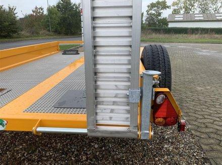 PKW-Anhänger типа GOURDON VP 35 maskintrailer - ROBUSTE EXCLUSIVE TRAILERE, Gebrauchtmaschine в Ringe (Фотография 5)