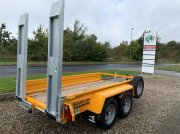 GOURDON VPR 250 maskintrailer Car trailer