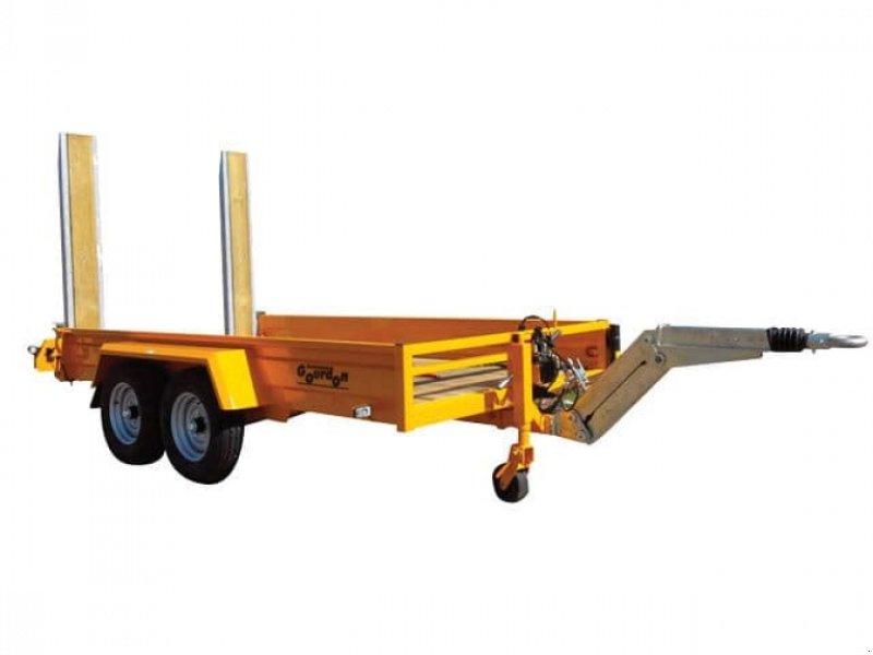 PKW-Anhänger типа GOURDON VPR Maskintrailere - ROBUSTE EXCLUSIVE TRAILERE, Gebrauchtmaschine в Ringe (Фотография 2)
