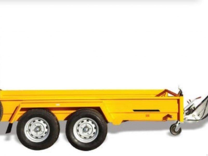 PKW-Anhänger типа GOURDON VPR Maskintrailere - ROBUSTE EXCLUSIVE TRAILERE, Gebrauchtmaschine в Ringe (Фотография 4)