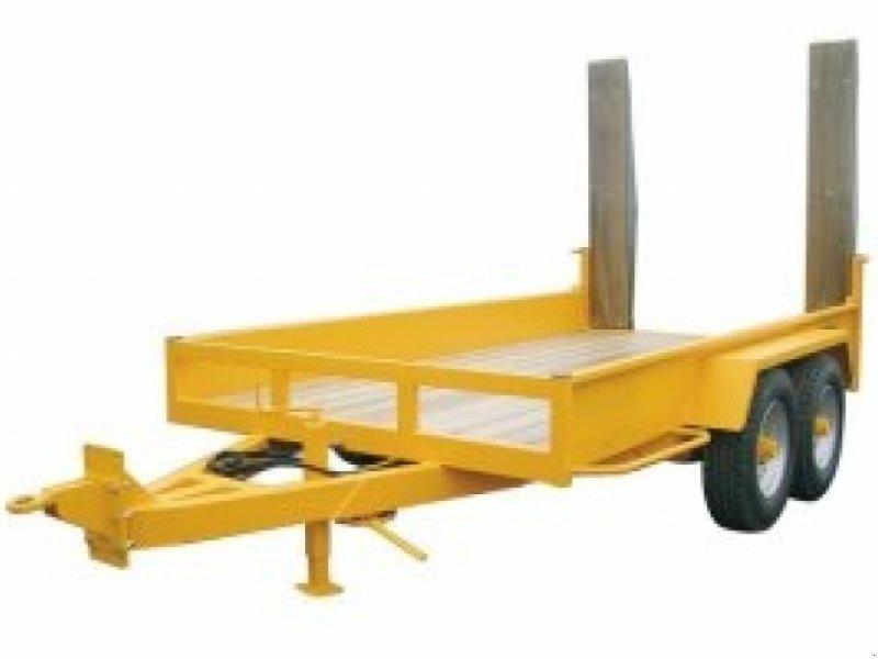 PKW-Anhänger типа GOURDON VPR Maskintrailere - ROBUSTE EXCLUSIVE TRAILERE, Gebrauchtmaschine в Ringe (Фотография 1)