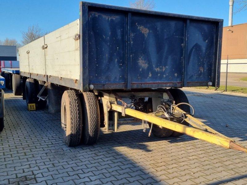 PKW-Anhänger типа Groenewegen 2 as, Gebrauchtmaschine в Emmeloord (Фотография 1)