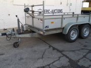 PKW-Anhänger типа Hapert BL2700, Gebrauchtmaschine в Leende