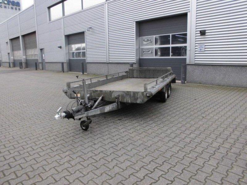 PKW-Anhänger tip Hapert H 3500 machine transporter, Gebrauchtmaschine in Roermond (Poză 1)