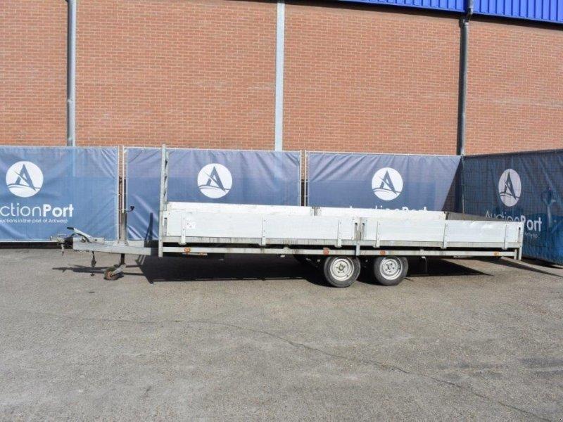 PKW-Anhänger типа Hulco Aanhangwagen, Gebrauchtmaschine в Antwerpen (Фотография 1)