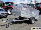 PKW-Anhänger des Typs Humbaur 1-Achs-kippbar / Alu-Wände в Mariasdorf