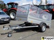 Humbaur 1-Achs-kippbar / Alu-Wände PKW-Anhänger