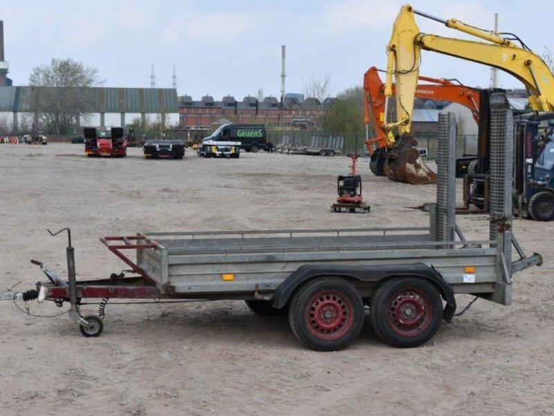 PKW-Anhänger typu Humbaur Aanhangwagen, Gebrauchtmaschine w Antwerpen (Zdjęcie 1)