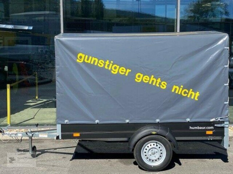 PKW-Anhänger типа Humbaur Black Beauty SONDERPREIS Kastenanhänger, Neumaschine в Gevelsberg (Фотография 3)