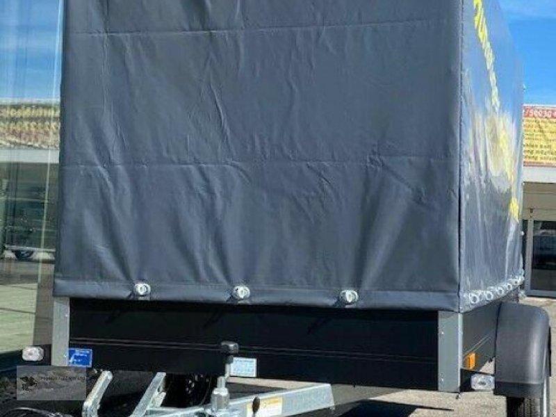PKW-Anhänger des Typs Humbaur Black Beauty SONDERPREIS Kastenanhänger, Neumaschine in Gevelsberg (Bild 1)