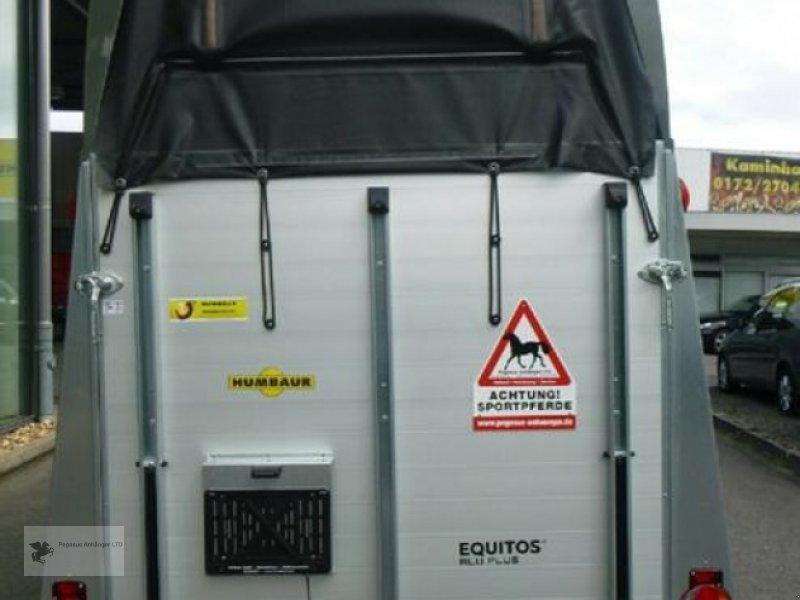 PKW-Anhänger des Typs Humbaur EQUITOS Alu Plus, 2to, Messeneuheit! NEU !!!, Neumaschine in Gevelsberg (Bild 7)